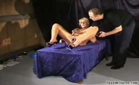 bdsm session me ilektrodia