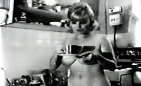 H Nicky Stevens Porno Star tou 1960