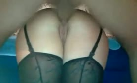 Filling Up The Ass Hole
