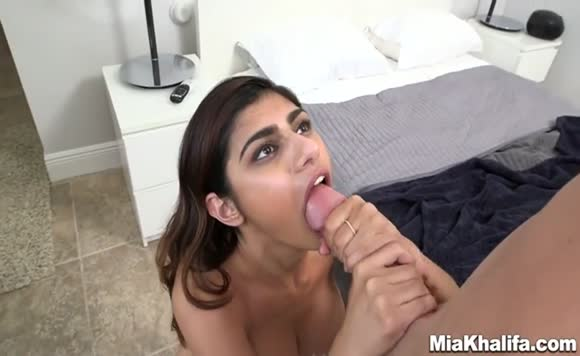 Mia Khalifa Cumshot Compilation